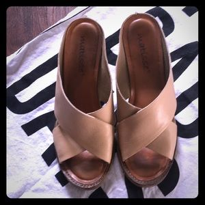Matisse wedges 8 1/2.